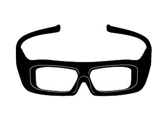 Bang & Olufsen 3D Shutter Glasses