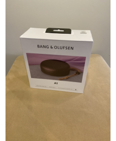 (Sold) Beoplay A1 - Chestnut - NEW - this product is boxed and sealed as new.